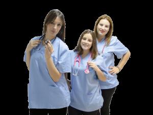 Curso auxiliar de clínica veterinaria